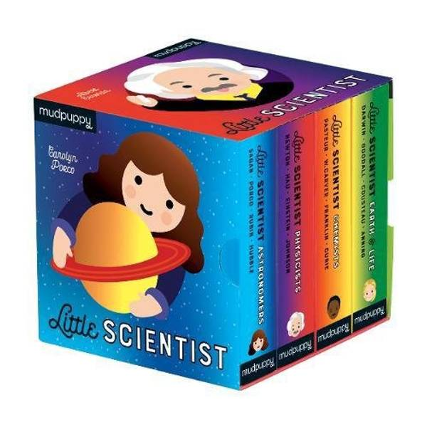 Bilde av Little Scientists Book Set