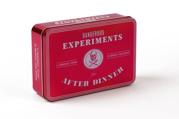 Bilde av Dangerous Experiments for