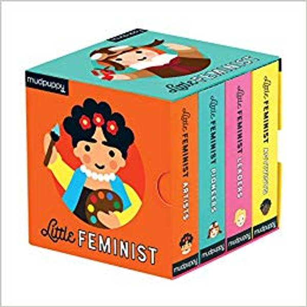 Bilde av Little Feminist Board Book