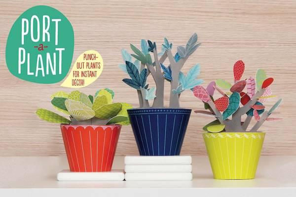 Bilde av Port a plant (Pop Up Book)