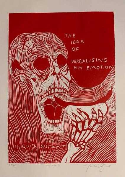 Bilde av The idea of verbalising ....