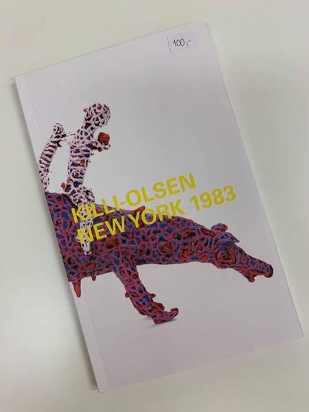 Bilde av New York 1983. Bok om Kjell